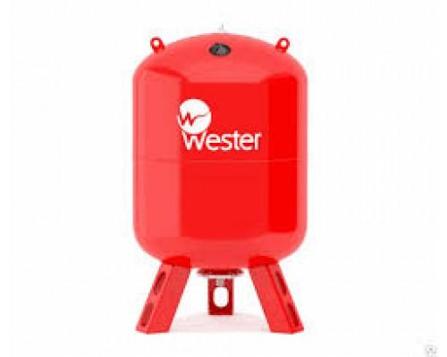 Бак мембранный для отопления Wester WRV1000(top)